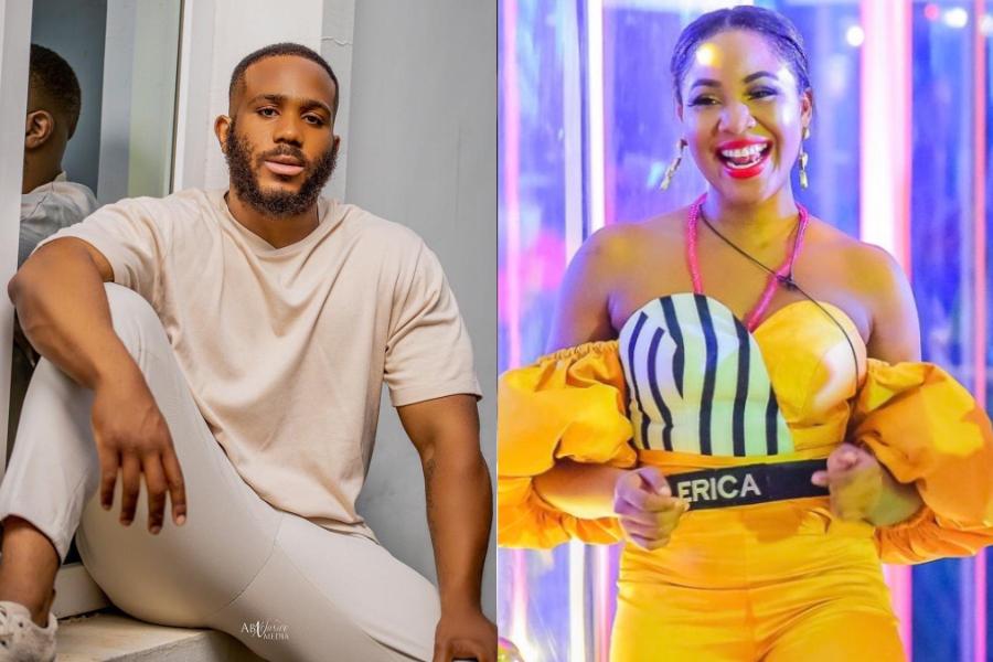 BBNaija: Terry Waya promises Erica N42.5M