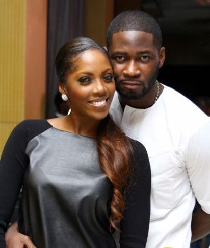 Tiwa Savage talks about break up