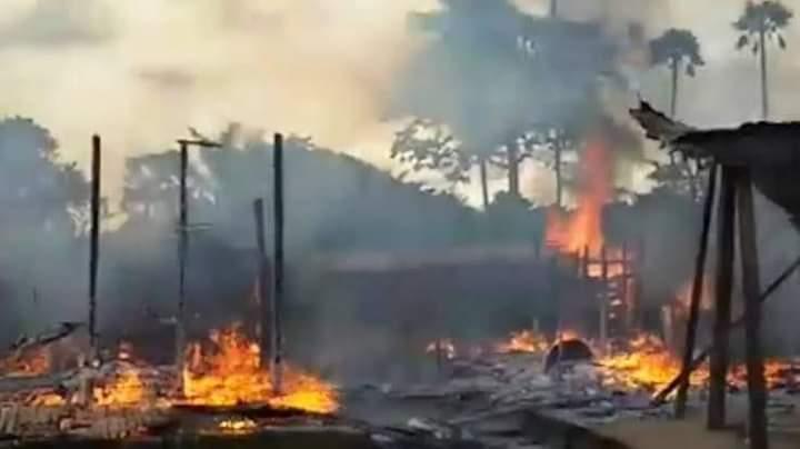 revenge attacks on benue community