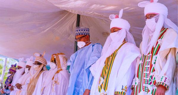 Buhari's son